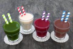 Bevande dell'alimento salutare Fotografia Stock