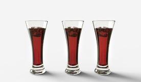 Bevande della cola Fotografia Stock