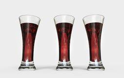 Bevande della soda Immagine Stock