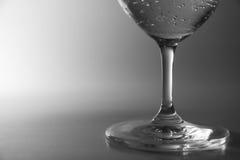 Bevande della soda in vetro isolato su bianco Immagini Stock