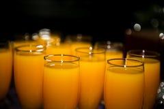 Bevande di celebrazione Fotografia Stock Libera da Diritti