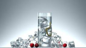Bevande di freddo di estate Fotografie Stock