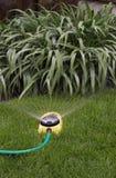 bevattna för sprinkler ii Fotografering för Bildbyråer
