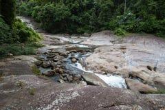 Bevattna flöden Arkivfoto