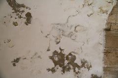 Bevattna skador och gjuta på taket i Mamluksen på tempelmonteringen i Jerusalem arkivfoto