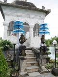 Bevattna slotten i Bali, Ujung, Karangasem Arkivbilder