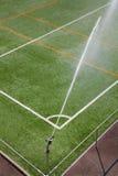 Bevattningsystem Arkivfoto