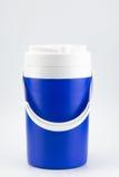 Beve la boccetta del dispositivo di raffreddamento della bevanda Fotografie Stock Libere da Diritti