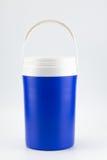 Beve la boccetta del dispositivo di raffreddamento della bevanda Fotografia Stock Libera da Diritti