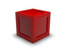 Beveilig Container Stock Afbeeldingen