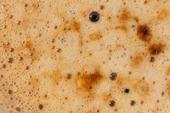 Beverage. Background texture of coffee hot drink Stock Photo