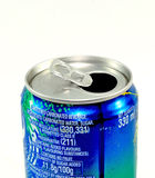 A beverage can Stock Photography