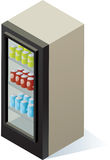 Beverage Cooler Royalty Free Stock Photography