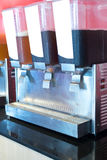 Beverage dispenser Royalty Free Stock Image