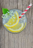 Beverage elderflower Stock Photography