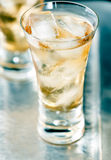 Beverage in a glass Stock Image