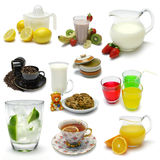 Beverage Sampler Royalty Free Stock Photo