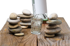 Beverage zen stock images