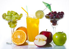Beverages Royalty Free Stock Photo