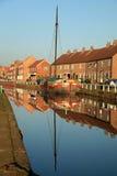 Beverley Beck, Yorkshire stock fotografie