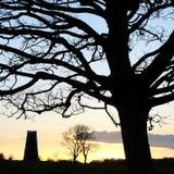 Beverley westwood East Yorkshire England Royalty Free Stock Image