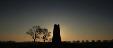 Beverley westwood, Oost-Yorkshire royalty-vrije stock fotografie