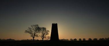 Beverley-westwood, Ost-Yorkshire lizenzfreie stockfotografie