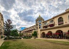 Beverly Canon Gardens - Los Angeles, California, U.S.A. immagine stock