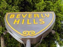 Beverly Hills Immagine Stock