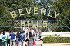 Beverly Hills Foto de Stock