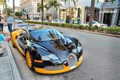 Beverly Hills lizenzfreie stockfotografie