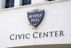 Beverly Hills CA, Czerwiec, - 02, 2015: Obrazy Royalty Free