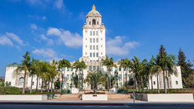 Beverly Hills City Hall Royalty Free Stock Image