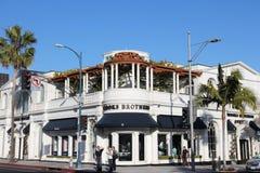 Beverly Hills-Einkaufen stockfotografie