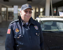 Beverly Hills klasyka policjant obraz stock