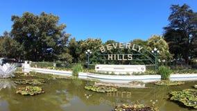 Beverly Hills tecken lager videofilmer