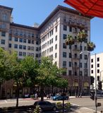 Beverly Wilshire hotel w Los Angeles, Kalifornia, usa Fotografia Stock