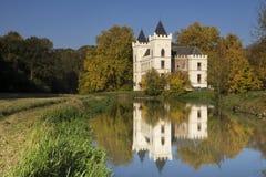 Beverweerd castle Royalty Free Stock Photos