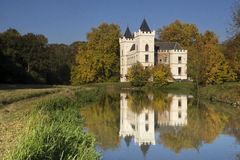 Beverweerd-Schloss Lizenzfreie Stockfotos