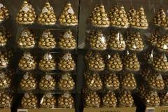 Beverwijk, Нидерланд, 26-ое октября 2018: Ferrero Rocher стоковые изображения