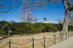 beviljar svarta dollar femtio för sedeln isolerad bildstående s ulysses oss white Grant Memorial arkivbilder