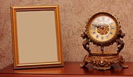 Bevindend frame Royalty-vrije Stock Afbeeldingen