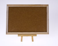 Bevindend frame op witte achtergrond Royalty-vrije Stock Afbeeldingen