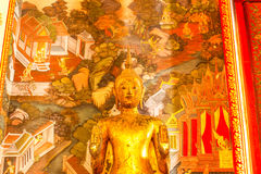Bevindende Boedha Royalty-vrije Stock Afbeelding