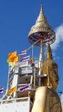 Bevindende Boedha van Bangkok Royalty-vrije Stock Afbeelding