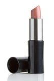Bevindende geïsoleerdem lippenstift Royalty-vrije Stock Afbeelding