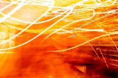 Bevlekt licht stock foto