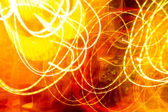 Bevlekt licht royalty-vrije stock afbeelding