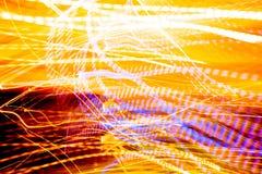 Bevlekt licht stock afbeelding