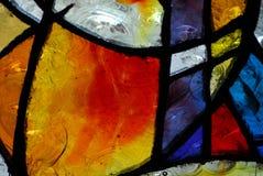 Bevlekte glass4 Royalty-vrije Stock Afbeeldingen